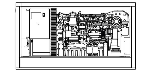 Hybrid Marine Generator | ZAJDRA230VHESE