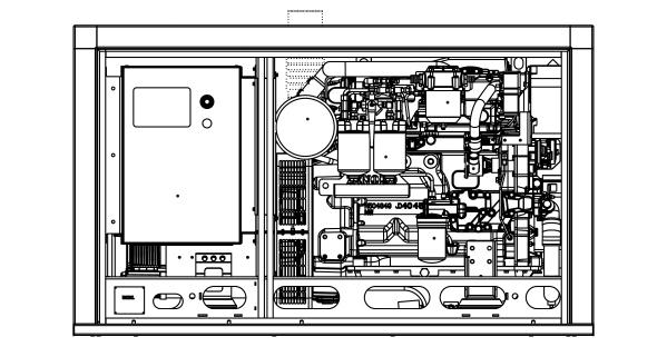 Essential Marine Generator | ZBJDMG0555HESE