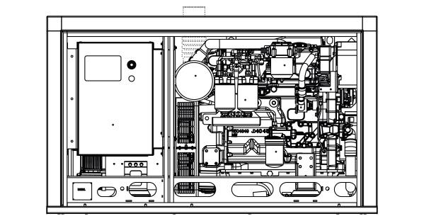 Essential Marine Generator | ZBJDMG0656HESE