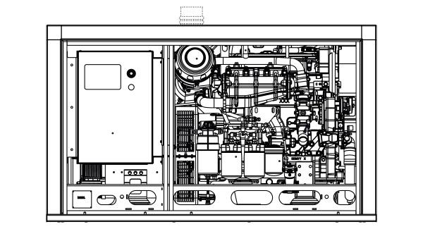 Essential Marine Generator | ZBJDMG0996HESE