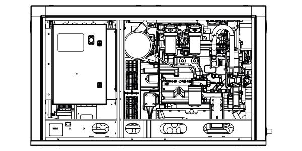 Premium Marine Generator | ZAJDLS0555HESE