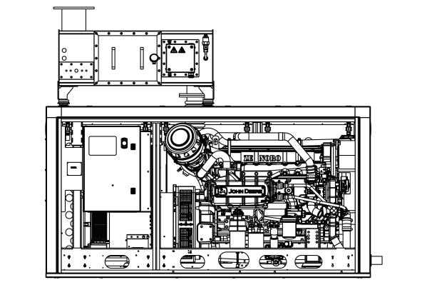 Premium Marine Generator | ZAJDLS1185HESE