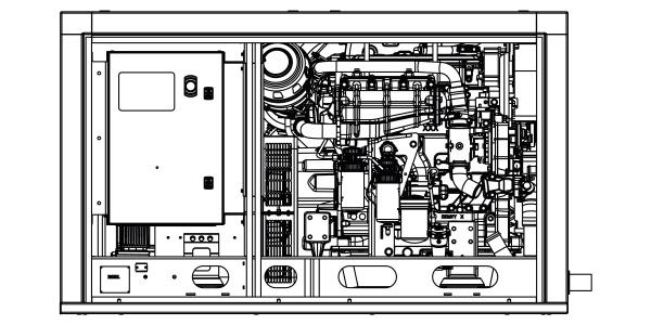 Premium Marine Generator | ZAJDLS0805HESE