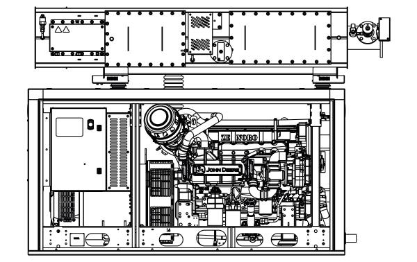 Premium Marine Generator | ZAJDLS1555HESE