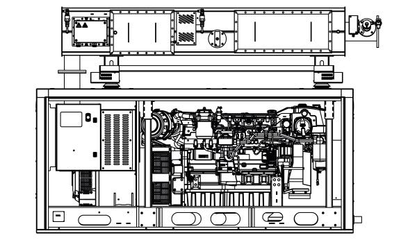 Premium Marine Generator | ZAJDLS1755HESE