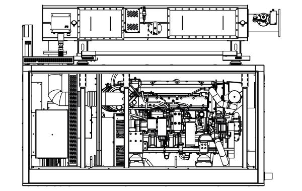 Premium Marine Generator | ZAJDLS2505HESE