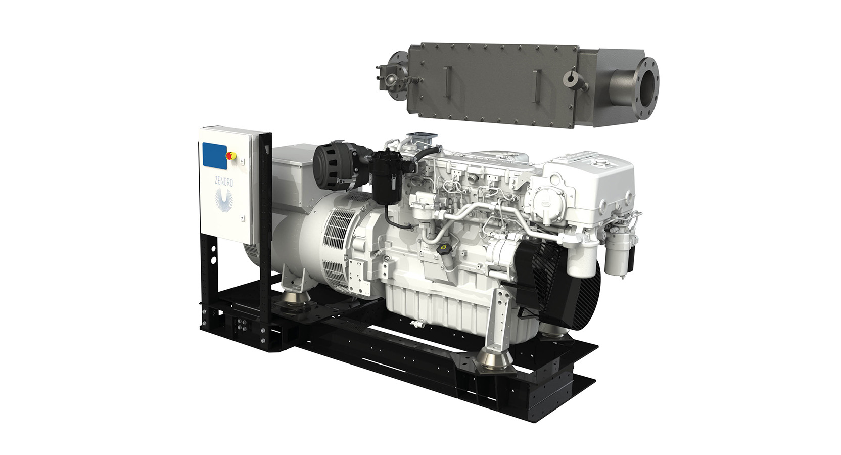 Zenoro Commercial Marine Generators