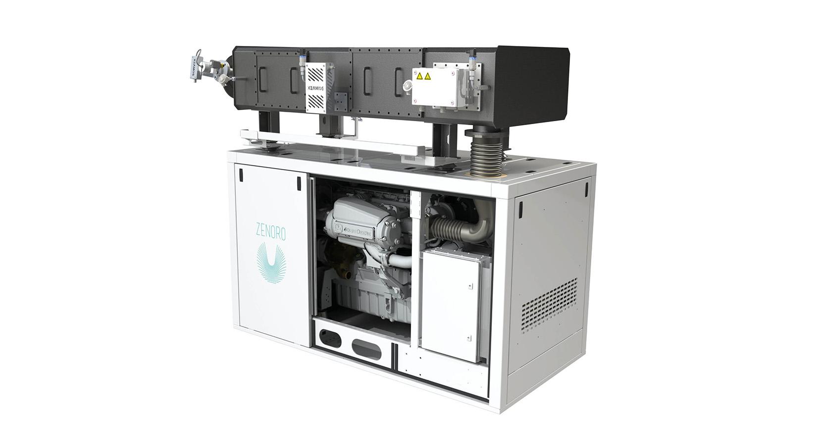 Zenoro Hybrid Marine Generators